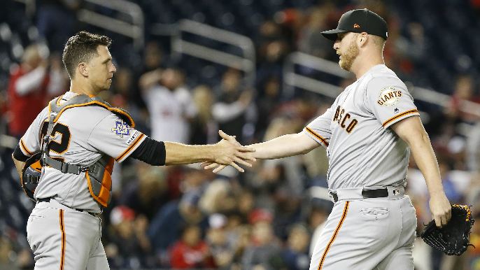 All-Star voting update: Giants have one player in top 10 at their position