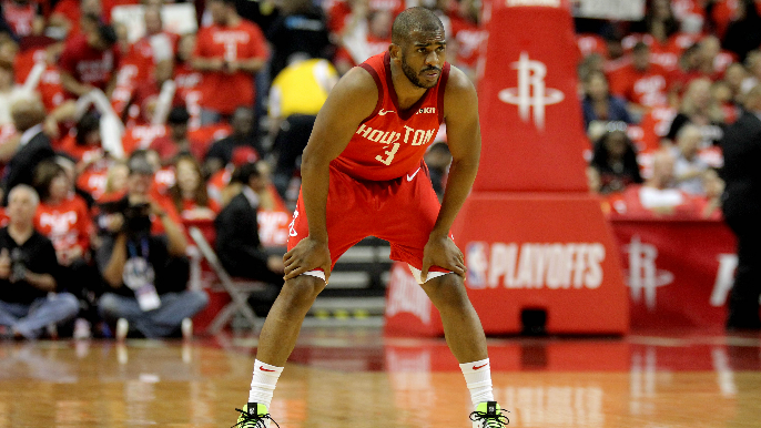 Chris Paul wants to be traded from Rockets [report]