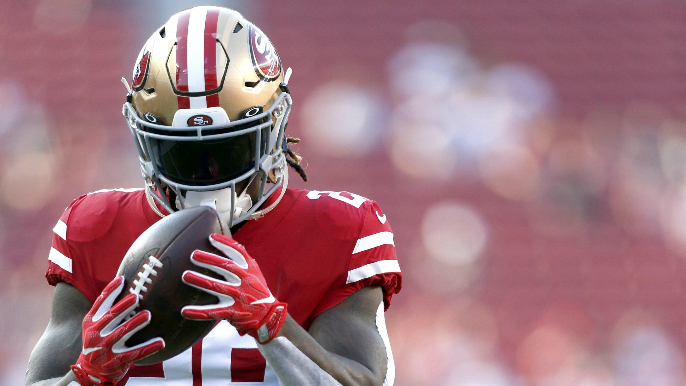 Jerick McKinnon says knee injury, surgery unrelated to ACL