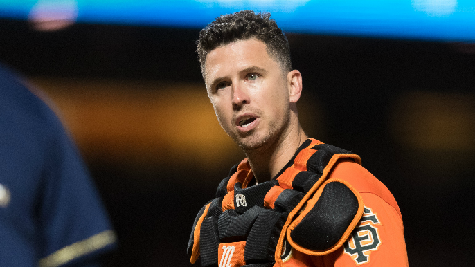 Why Giants are giving Buster Posey another day off