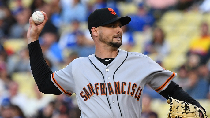 The very best of Tyler Beede helps Giants beat powerful Dodgers
