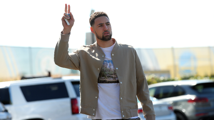 Klay Thompson expected to have 'key role' in Space Jam 2 [report]