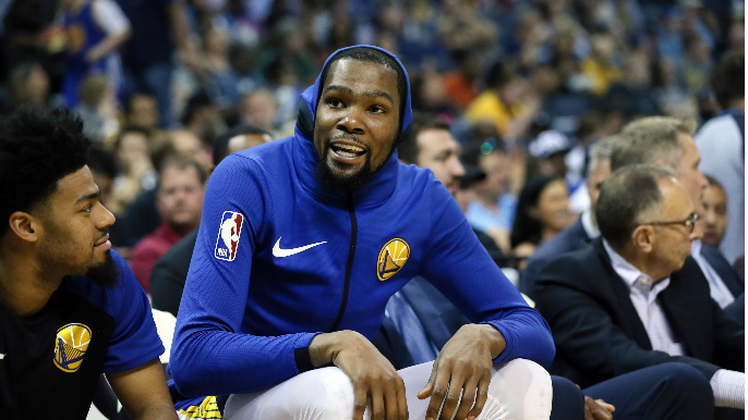Sign-and-trade 'being discussed' between Warriors, Kevin Durant [report]