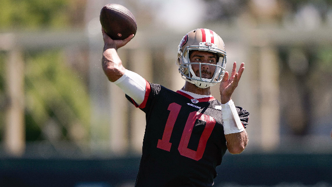 NFL announces date for start of 49ers 2019 training camp