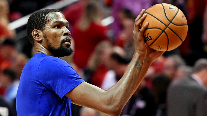 Two teams back off Kevin Durant pursuit after Achilles injury [report]