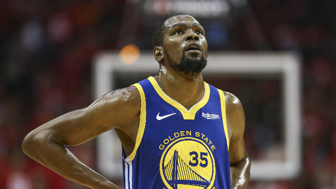 Anthony Slater comments on report that Durant is 'pissed off' at Warriors