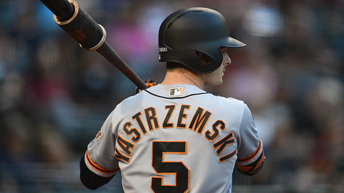 Mike Yastrzemski doesn't want this to end
