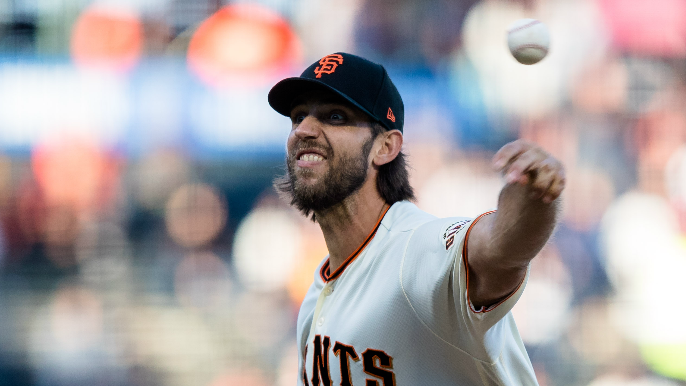 Madison Bumgarner does everything in 11-strikeout masterpiece