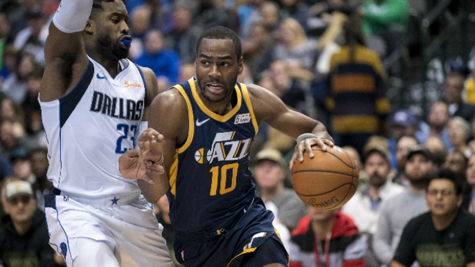 the best attitude c43a4 631df Anthony Slater breaks down acquisitions of Alec Burks, Omari ...