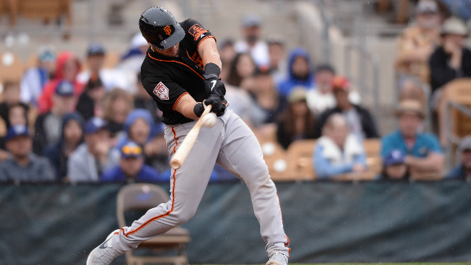 Three Giants prospects listed on Baseball Prospectus Top 50