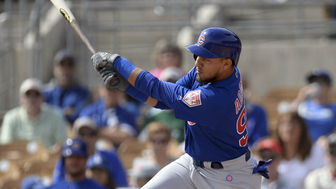 Giants take chance on minor leaguer Cubs gave up on