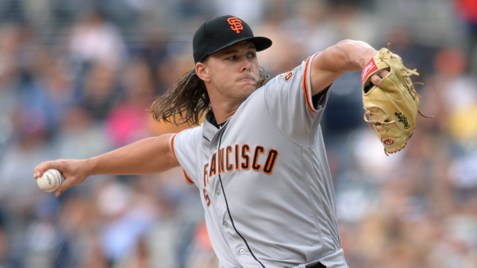 Krukow breaks down similarities between Shaun Anderson, Madison Bumgarner