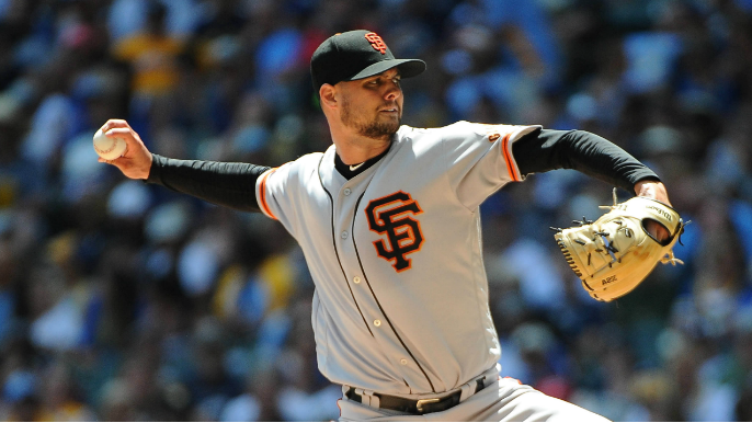 Tyler Beede is just what Giants needed as they cling to hope