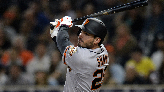 Giants minors updates: A Chris Shaw explosion