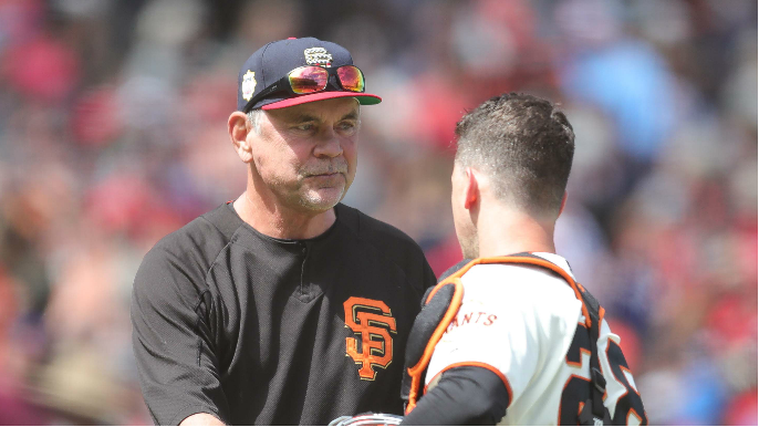 Bruce Bochy hopes Giants could 'even add' at trade deadline