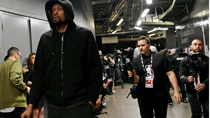 Nets GM: Durant loving Brooklyn's 'system' part of reason he joined team