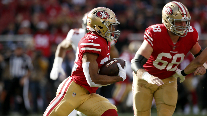 49ers have two fastest running backs in Madden 20