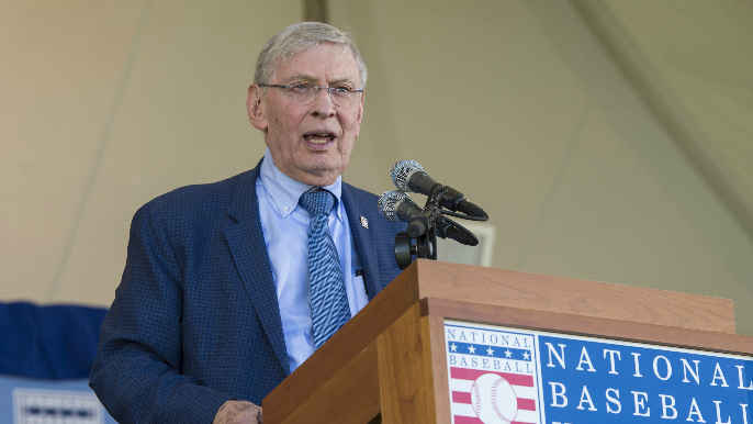 Records be damned: Bud Selig does not believe Barry Bonds is the true home run king