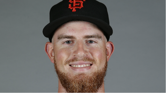 Giants call up Conner Menez to debut, move Pomeranz to bullpen