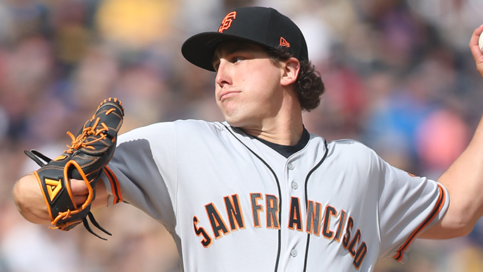Derek Holland thanks Giants, reveals parting wish after being designated for assignment