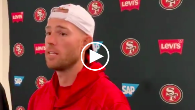 Robbie Gould recoils at purported Bears interest after re-signing with 49ers