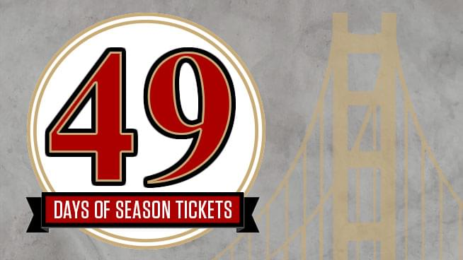 49 Days of Season Tickets Contest with Papa & Lund