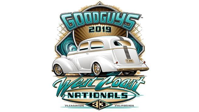 August 23rd-25th: GoodGuys 33rd West Coast Nationals Giant Car Show