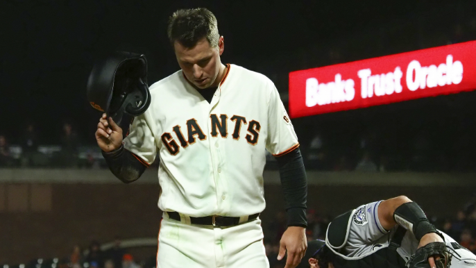 Giants designate Joe Panik for assignment