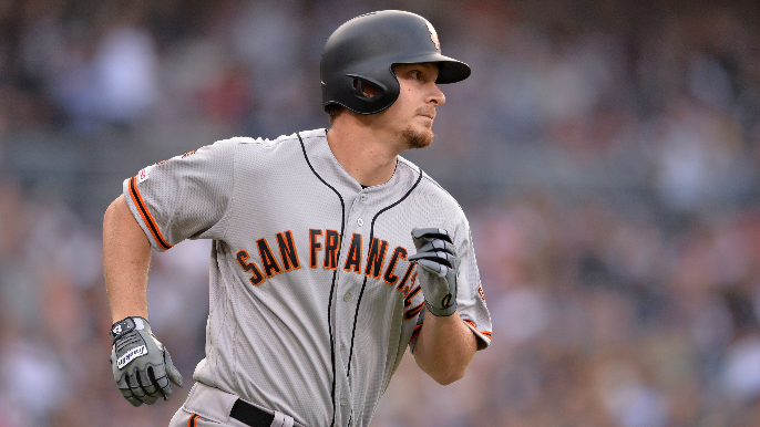 Bruce Bochy says Alex Dickerson's injury timetable has been extended