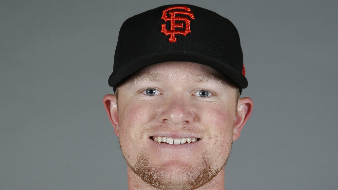 Giants officially turn to Logan Webb after racing through system