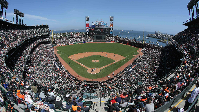 Giants announce tentative 2020 regular season schedule