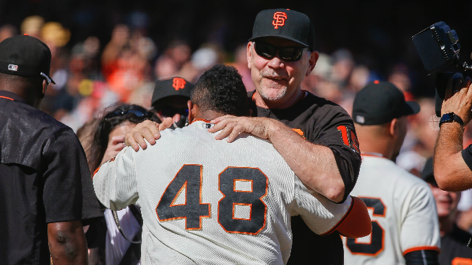 Pablo reflects on second chance with Giants, failed tenure with Red Sox