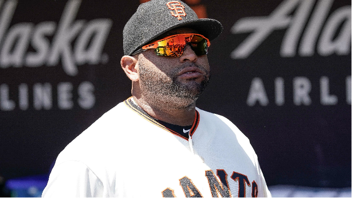 Giants make couple moves with Pablo Sandoval's worrisome elbow in mind