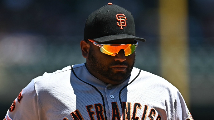 Alex Dickerson's return comes at the expense of Pablo Sandoval