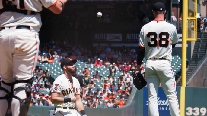 Giants have a real Tyler Beede problem as big rally falls short