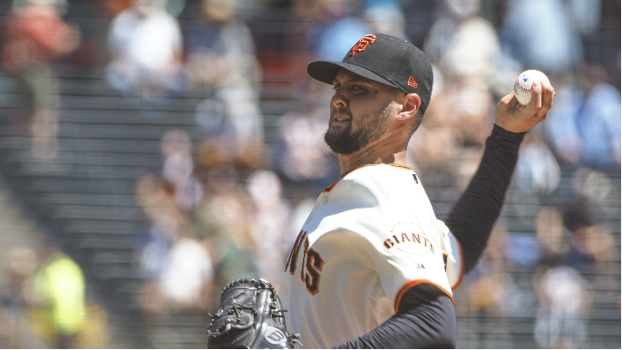 What will the Giants do with Tyler Beede?