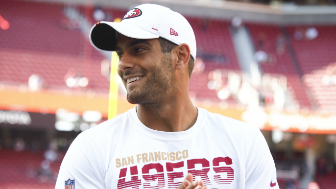 John Clayton details concerns for 49ers, Jimmy Garoppolo in 2019