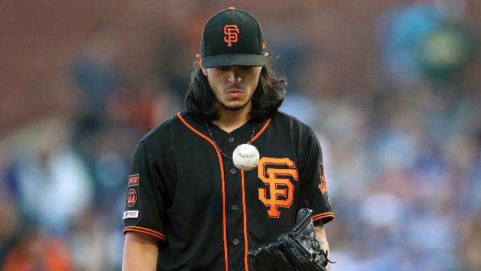 Baggarly discusses Giants' options to improve starting pitching staff for stretch run