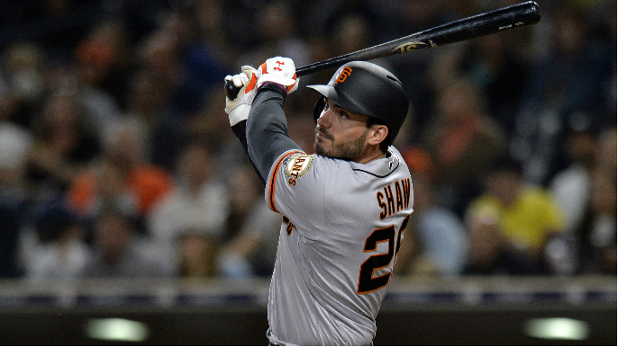 How the Giants' forgotten slugger is slowly climbing his way back