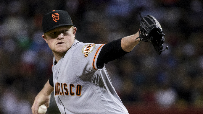 How Giants' rotation shapes up after Logan Webb earns 2nd start