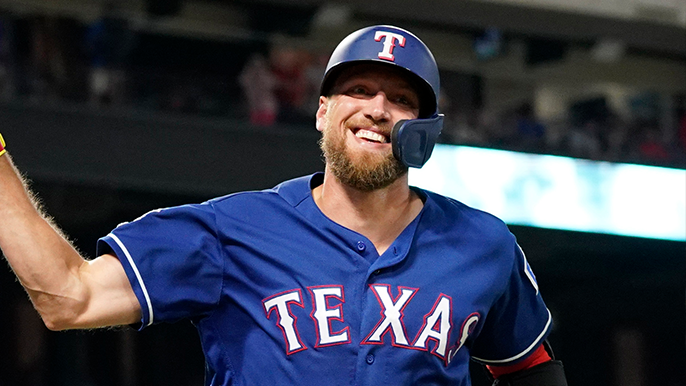 the latest 3c8fc a3a89 Ex-Giant Hunter Pence has possibly the best nickname of ...
