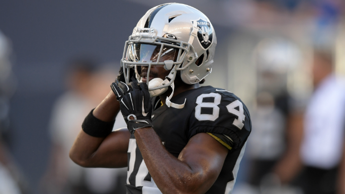 Antonio Brown voices displeasure with Mike Mayock, Raiders after being fined