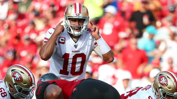 49ers snap count and position grades for Week 1 win over Bucs