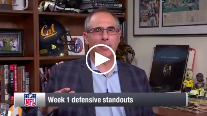 Mike Silver explains why 49ers could bench Garoppolo 'earlier than some people might imagine'