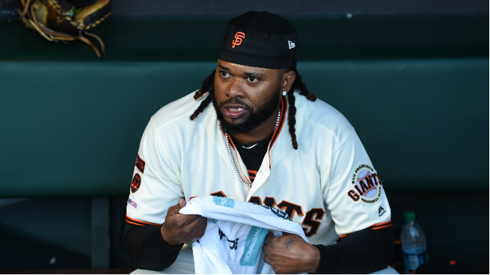 Giants announce date for Johnny Cueto's encore
