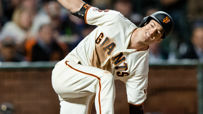 Giants look so sloppy in quiet loss to Pirates