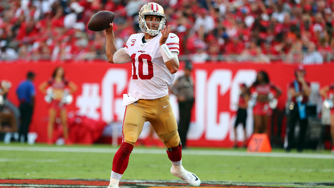 Steve Young explains how ACL injury will likely affect Jimmy Garoppolo all season