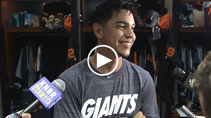 Mauricio Dubon doesn't even need a bat to show worth to Giants
