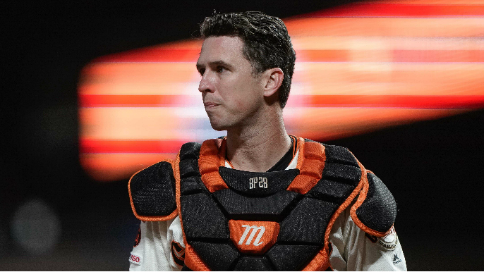 Buster Posey drops in lineup again, now in very unfamiliar territory