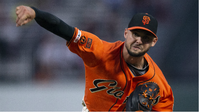 This is why the Giants stuck with Tyler Beede